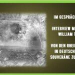 Im Gespräch -#4 – Interview mit Prof. William Toel – Von den Rheinwiesen in Deutschlands souveräne Zukunft?